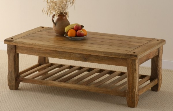 Baku Light Mango Coffee Table