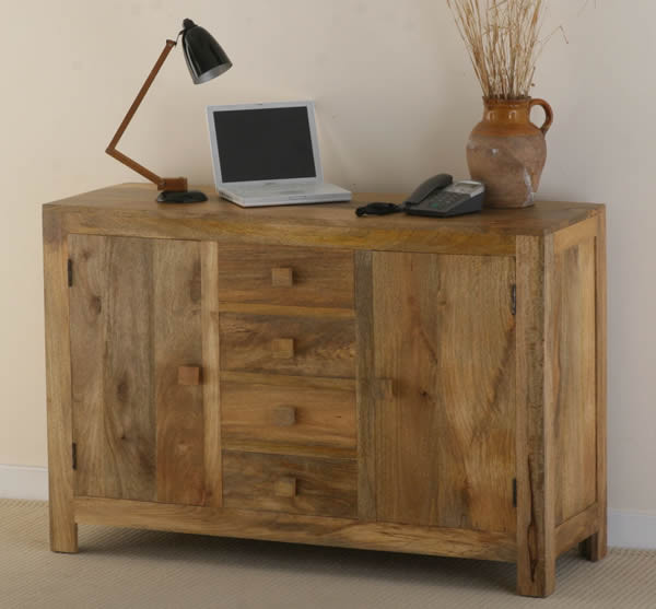 Mantis Light Solid Mango Large Sideboard