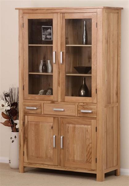 Rivendell Solid Oak Glazed Dresser