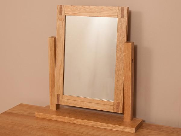 Как сделать подставку для настольного зеркала6