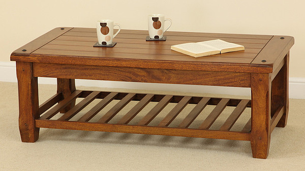 Baku Teak Mango Coffee Table