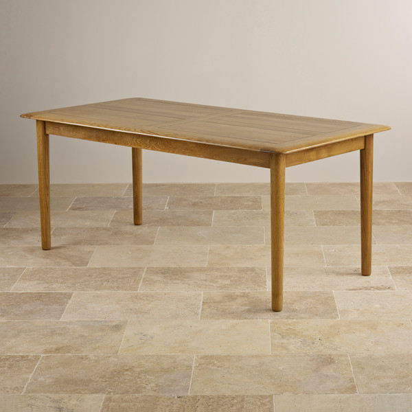 Buy Cheap Rustic Oak Dining Table Compare Furniture Prices For Best UK Deals