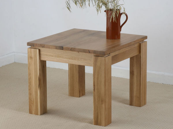 Galway Solid Oak Coffee Side table