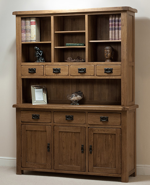 Solid Oak Dresser Furniture Table Styles
