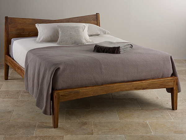 Tali Solid Rosewood King-Size Bed