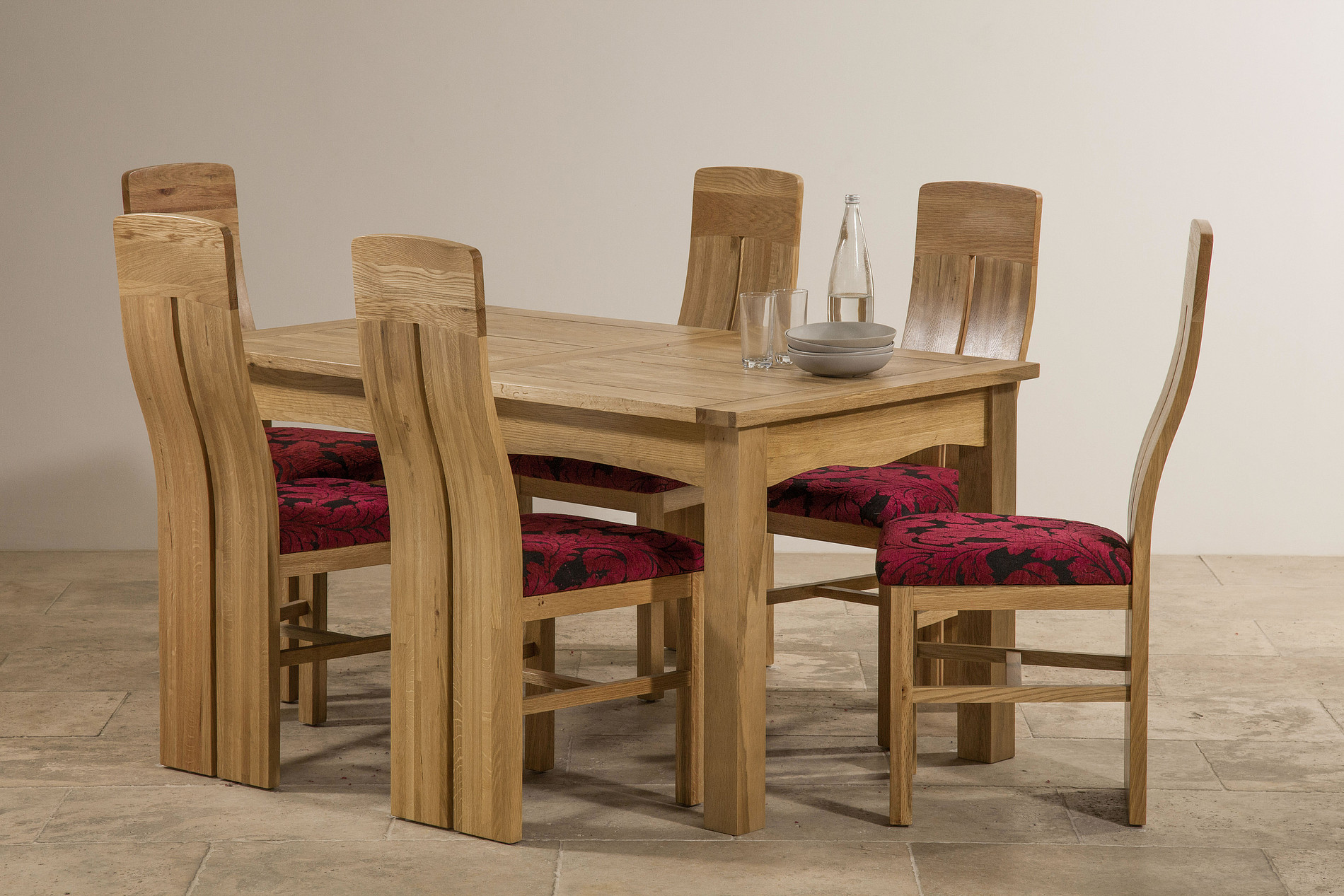 3 foot by 5 foot dining table
