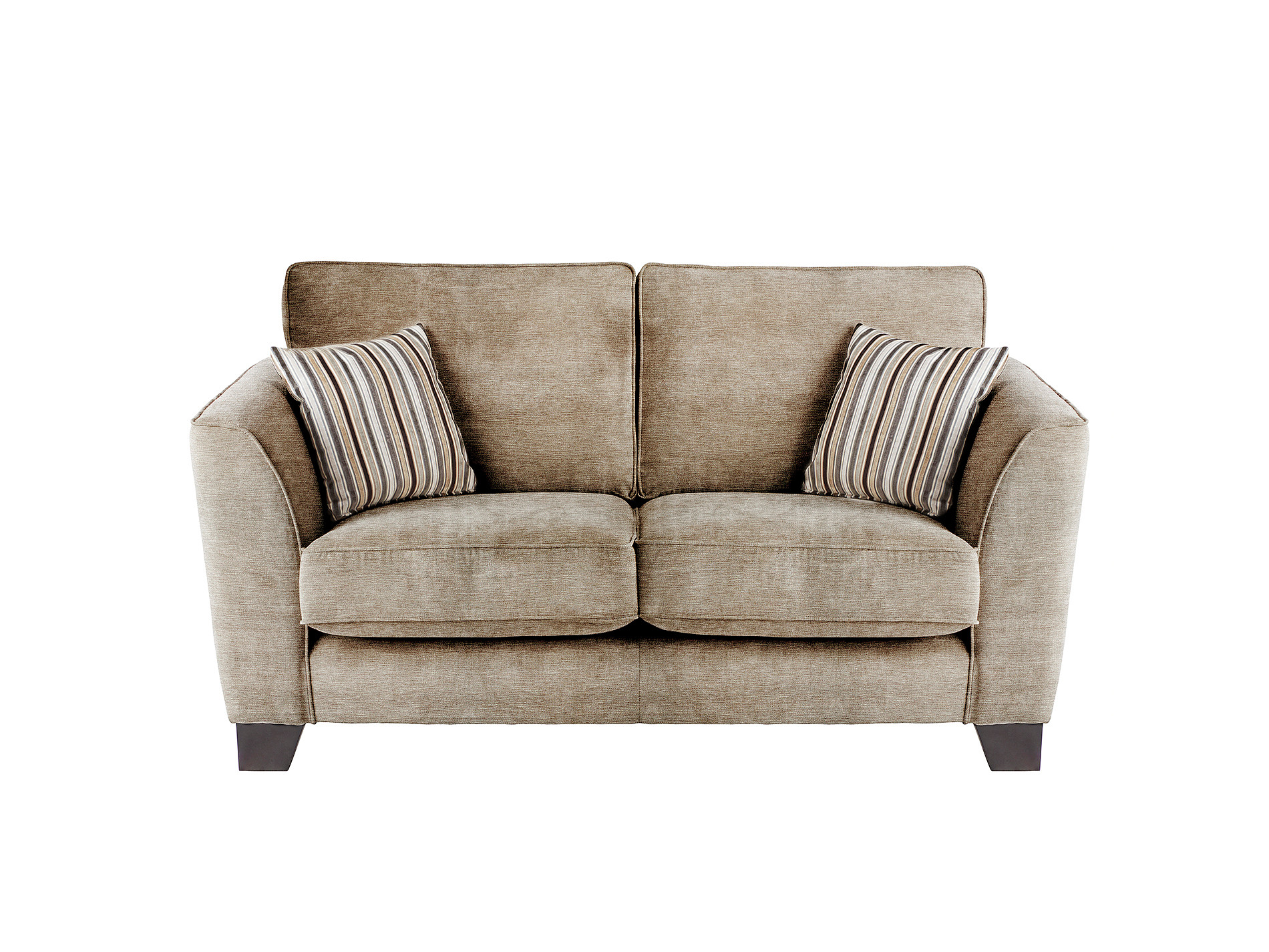 Lauren Small Sofa In Graceland Taupe