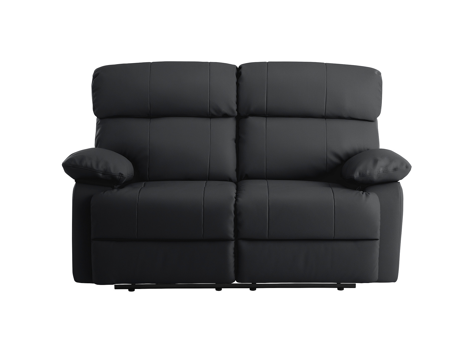 Quantity Small leather loveseat