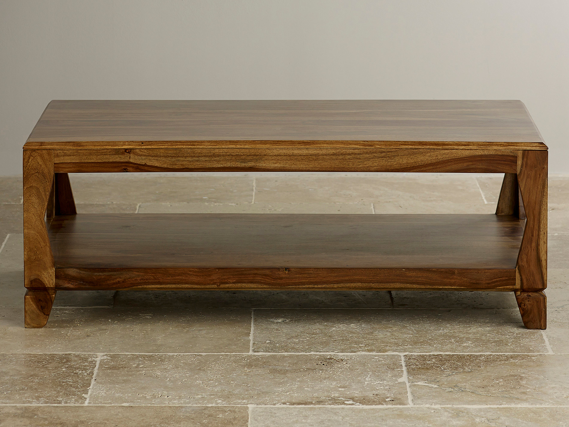 Tali Solid Rosewood Coffee Table