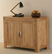 Alto Solid Oak Cupboard