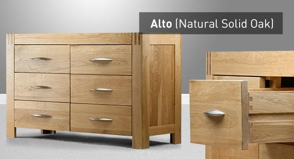 Natural Solid Oak Furniture
