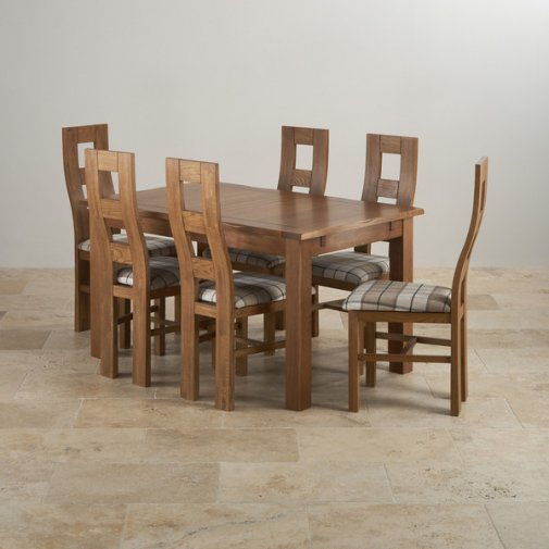 5ft dining sets finance available oak furniture land for Dining room furniture 0 finance