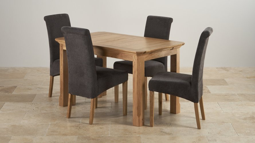 4ft dining table sets oak furniture land