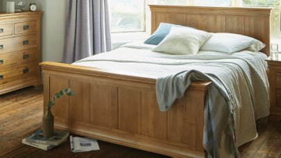 Bedroom Furniture Oak bedroom furniture | finance available | oak furniture land