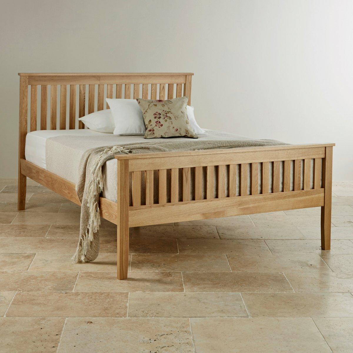 Quality Oak Bedroom Furniture The Cairo Range Natural Solid Oak Furniture