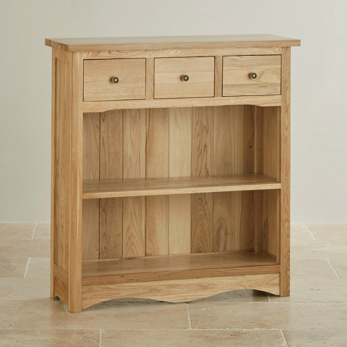 The Cairo Range Natural Solid Oak Furniture