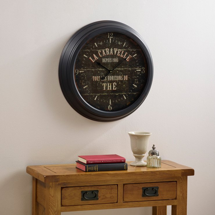 Caravelle Wall Clock