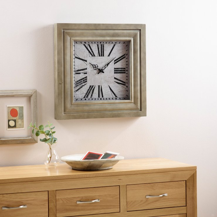 Charlton Wall Clock