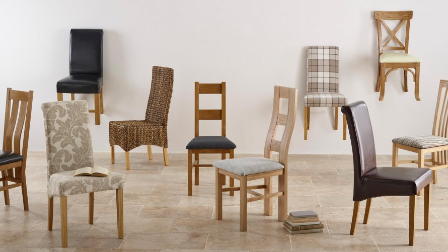 dining chairs oak furniture land