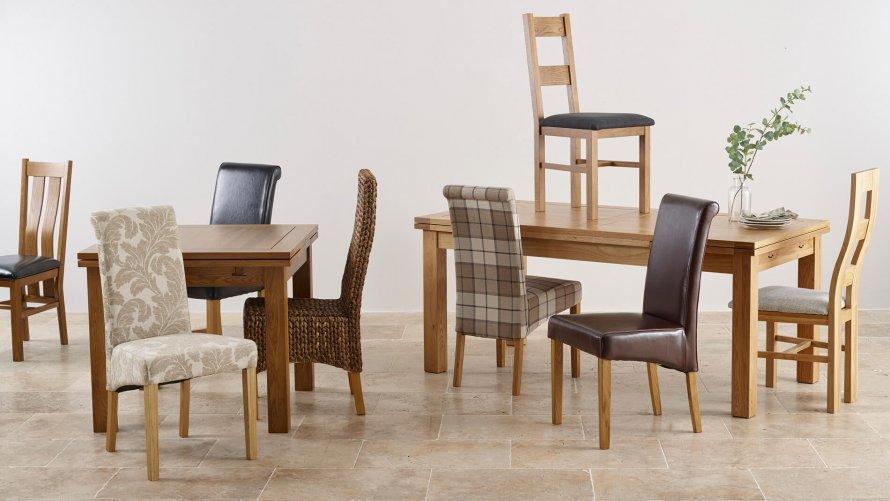 Dining Room Furniture | Oak Furniture Land