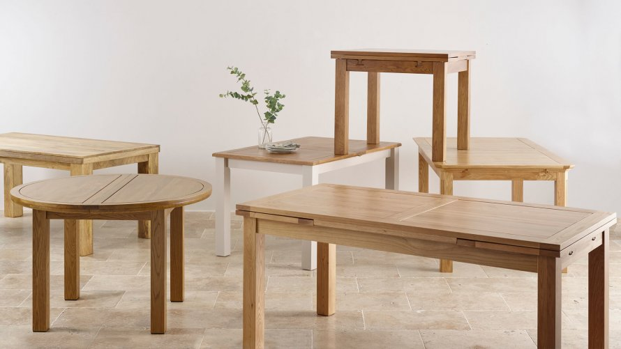 Dining Room Furniture Oak Furniture Land