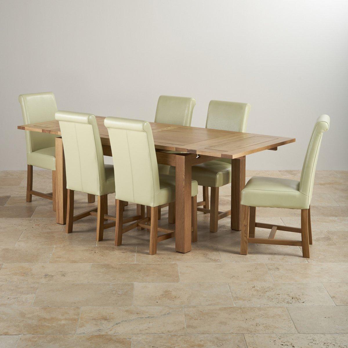 Dorset 4ft 7quot Extending Table 6