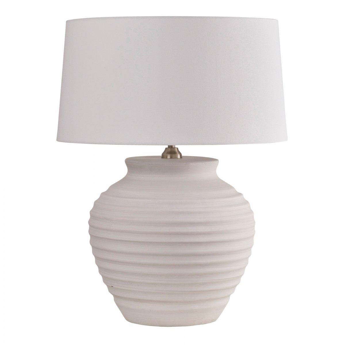 Durban Lamp By Oak Furniture Land