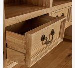 Edinburgh Small Dresser In Natural Solid Oak Oak