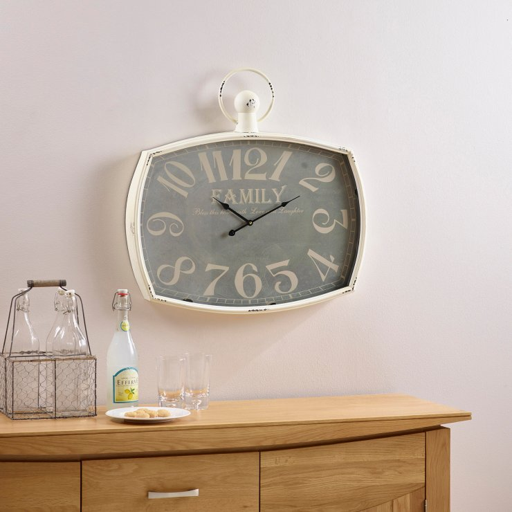 Family Wall Clock