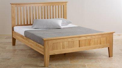 Super King Size Beds Free Delivery Oak Furniture Land