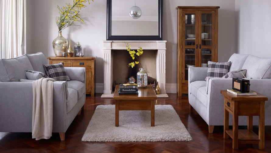 Living Room Furniture Finance Available Oak Furniture