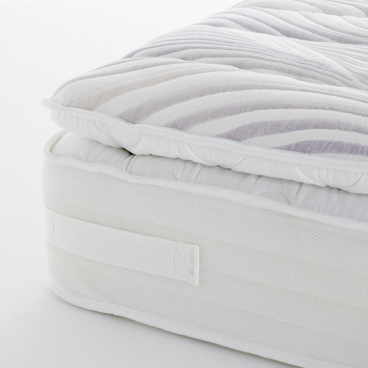Malmesbury Pillow-top 2000 Pocket Spring Single Mattress