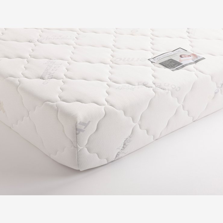 Nocturne Supportive 275mm Coil Spring and Foam King-size Mattress