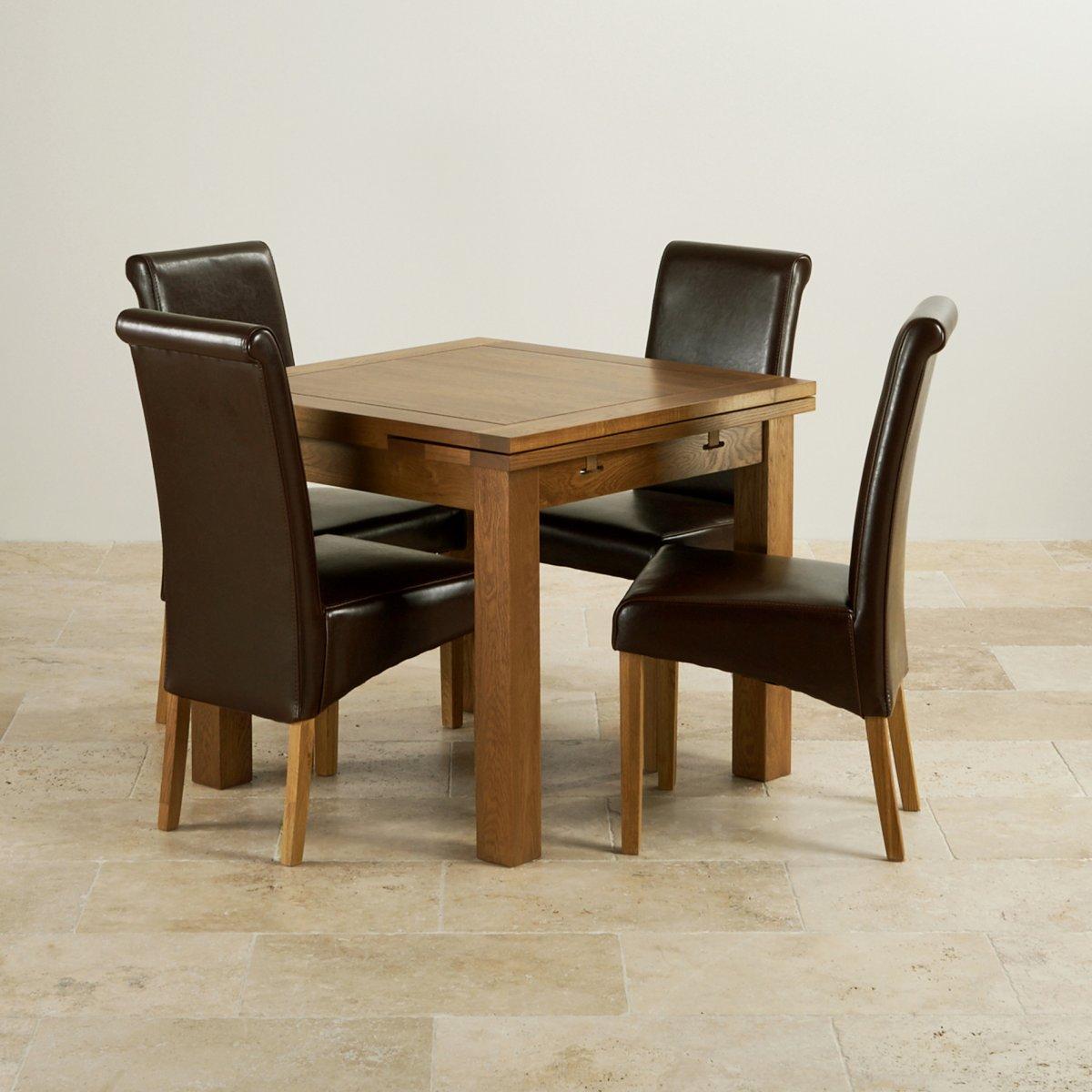 rustic leather dining room chairs. bradley s furniture etc utah