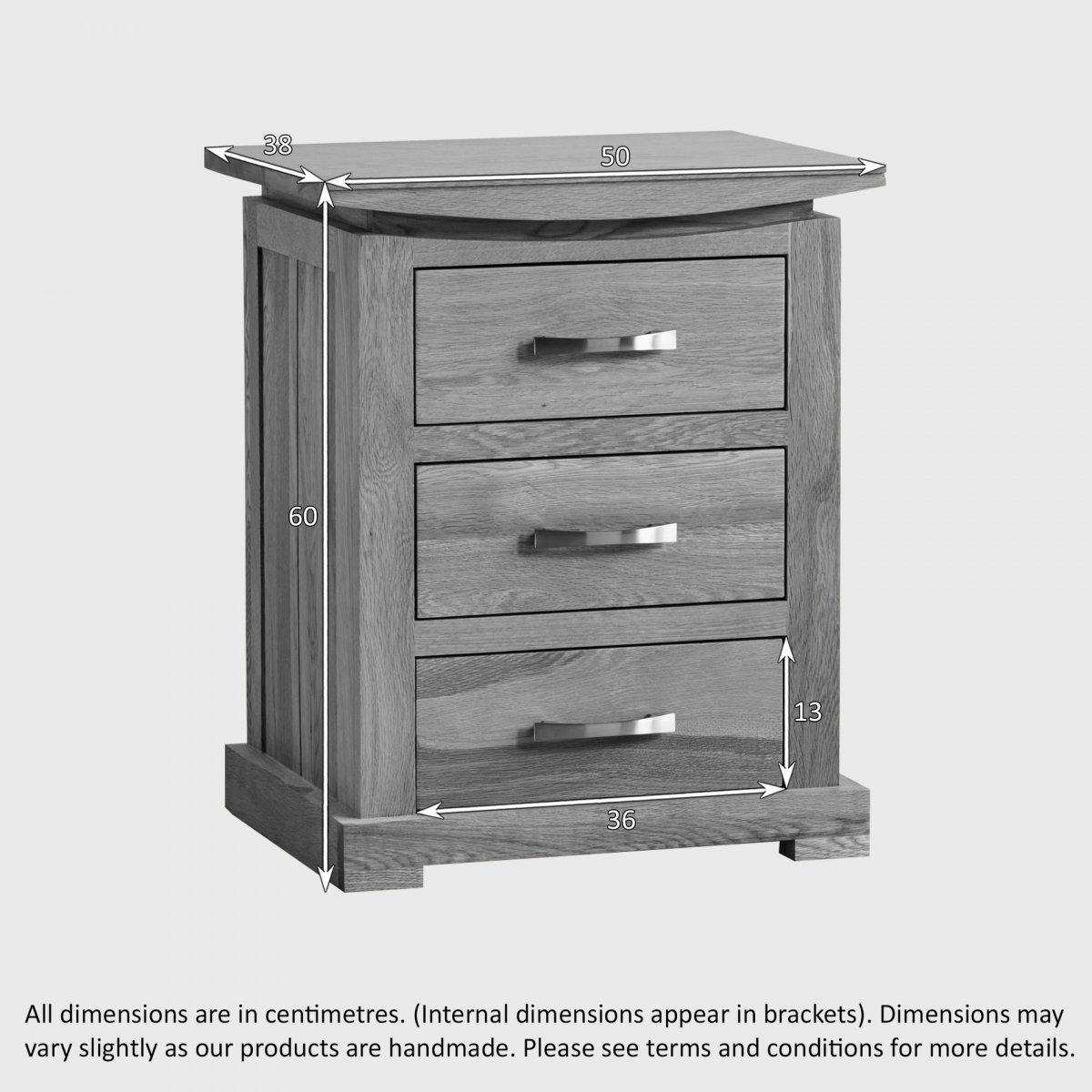 Dresser Drawer Dimensions