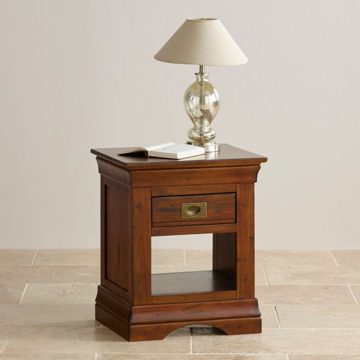 Victoria Solid Hardwood Lamp Table