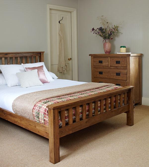 Choosing Bedroom Furniture By Oak Furniture Land