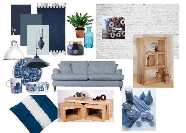 Living Room Inspiration By Carole Poirot The Oak