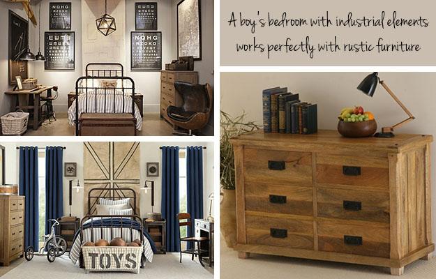 Mango Furniture Boys Bedroom