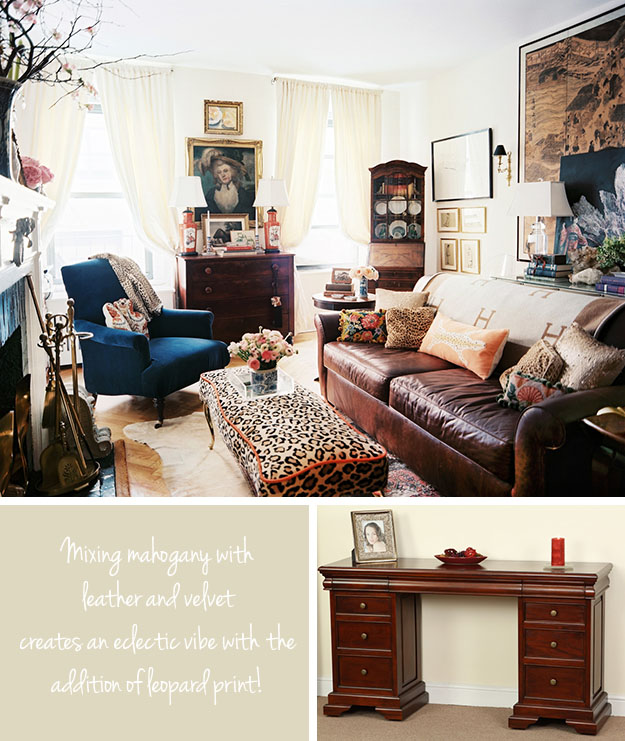 Eclectic Living Room Furniture: The Eclectic Style For Home Inspiration By Kimberly Duran