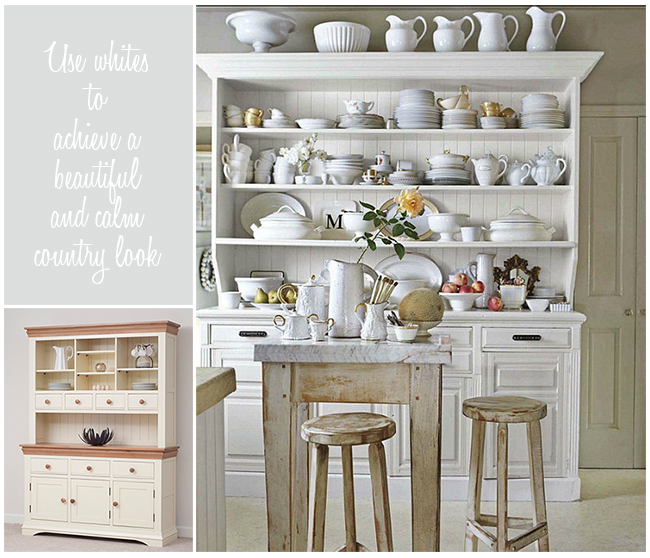How To Style A Welsh Dresser By Carole Poirot