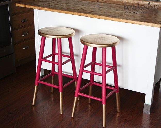 gold-dipped-barstools