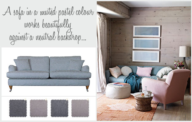 Pastels and Wood