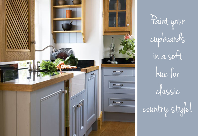 Paint Your Cupboards