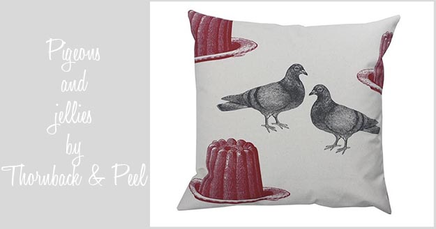 Thornback and Peel Pigeon Jelly