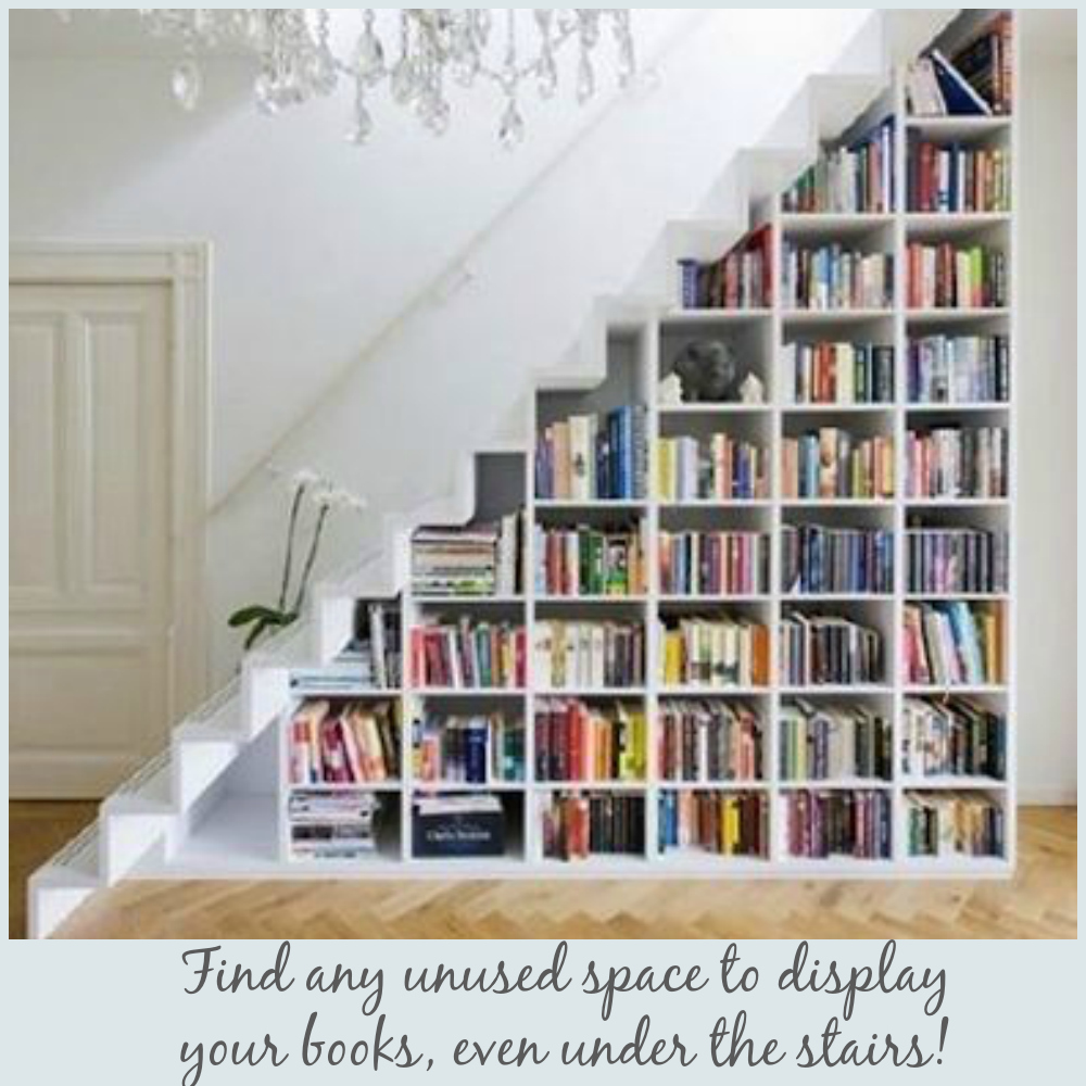 Creative Storage For Book Lovers By Jen Stanbrook