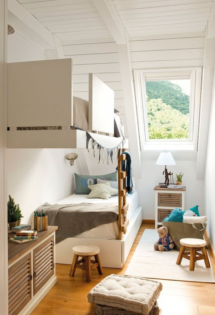 Children S Bedrooms In Small Spaces By Jen Stanbrook The Oak