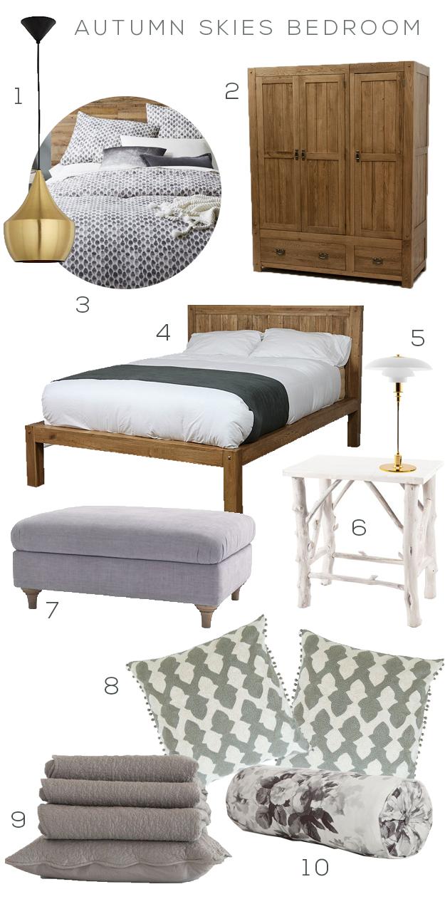 Autumn Skies Bedroom Buying Guide