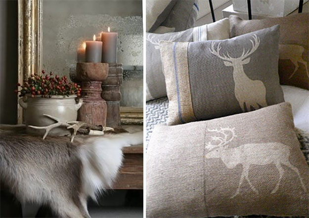Cosy chalet style for your home by carole poirot the oak