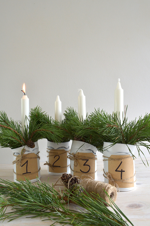 advent wreaths by carole poirot the oak furniture land blog. Black Bedroom Furniture Sets. Home Design Ideas